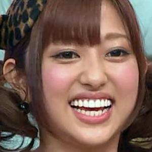 2016年頃の菊地亜美