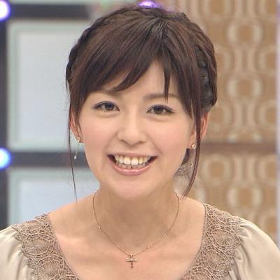 中野美奈子の歯並びビフォー
