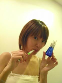 鈴木亜美のホワイトニング