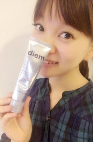 保田圭愛用の歯磨き粉