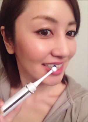 矢田亜希子愛用の歯ブラシ